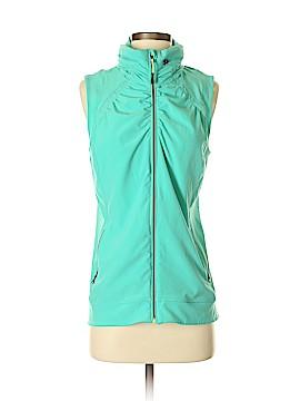 Tangerine Vest Size M