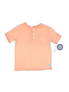 OshKosh B'gosh Short Sleeve Henley Size 4 - 5