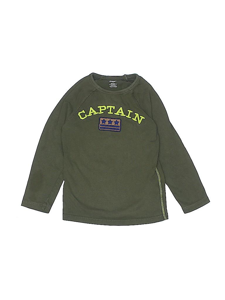 Gymboree Boys Long Sleeve T-Shirt Size 4T
