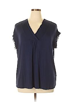 Pleione Short Sleeve Top Size XL