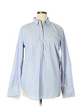 J. Crew Long Sleeve Button-Down Shirt Size 14 (Tall)