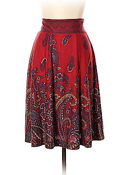 Tibi Wool Skirt Size L