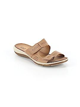Clarks Sandals Size 10