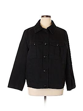 Lauren Jeans Co. Denim Jacket Size 3X (Plus)