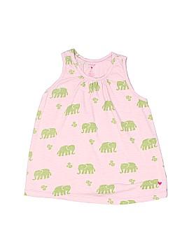 Pink Chicken Sleeveless T-Shirt Size 6