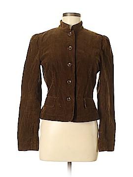 Ralph Lauren Rugby Silk Blazer Size 8