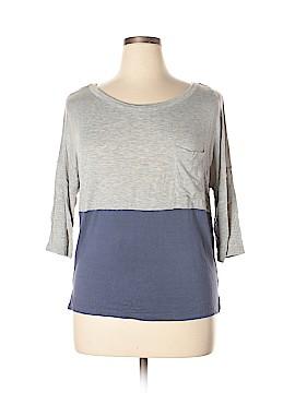 Femme by tresics 3/4 Sleeve T-Shirt Size L