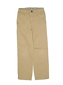 Lands' End Khakis Size 5 (Slim)