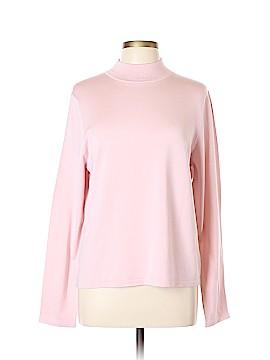 Pendleton Silk Pullover Sweater Size L