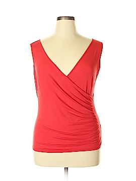 Nic + Zoe Sleeveless Top Size XL
