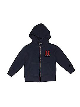 Tommy Hilfiger Zip Up Hoodie Size 4T