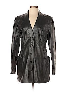 Neiman Marcus Leather Jacket Size M