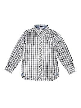 Kitestrings Long Sleeve Button-Down Shirt Size 5
