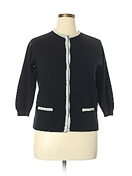 Brora Cashmere Cardigan Size 14