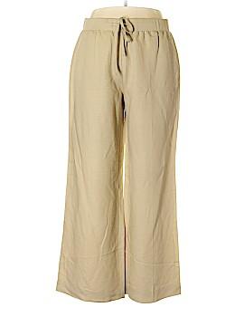 Avec Linen Pants Size L
