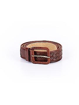 Bottega Veneta Leather Belt Size XXS