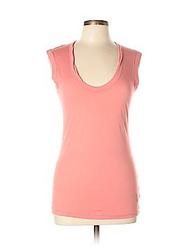 Velvet by Graham & Spencer Sleeveless T-Shirt Size L