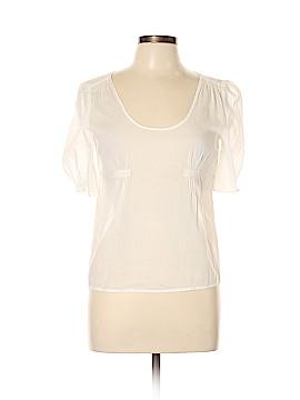 Miu Miu Short Sleeve Blouse Size 42 (EU)