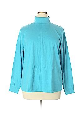 L.L.Bean Long Sleeve Turtleneck Size 1X (Plus)