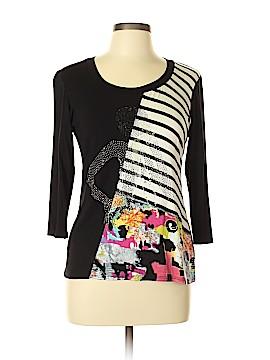 Frank Lyman Design 3/4 Sleeve Top Size 12
