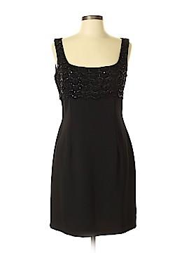 Carmen Marc Valvo Cocktail Dress Size 10