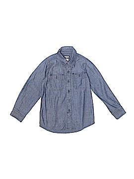 OshKosh B'gosh Long Sleeve Button-Down Shirt Size 5