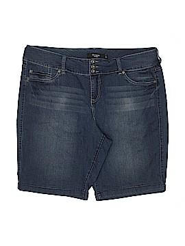 Torrid Denim Shorts Size 22 (Plus)