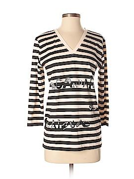 Sonia Rykiel 3/4 Sleeve T-Shirt Size M