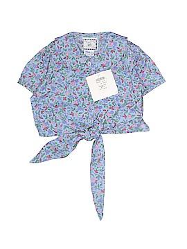 Cornelloki Short Sleeve Blouse Size 2