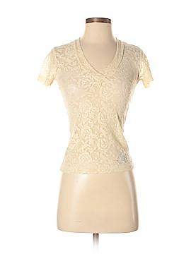 Blumarine Short Sleeve Top Size S