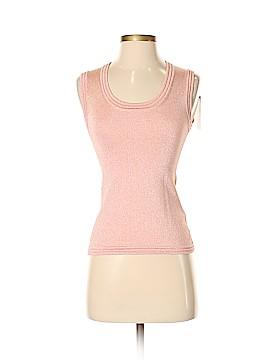 M Missoni Sleeveless Top Size 40 (IT)