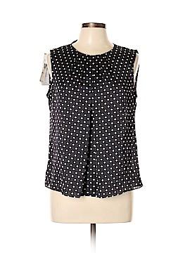 Jones New York Collection Sleeveless Blouse Size 12