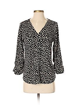 Verve Ami Long Sleeve Top Size S