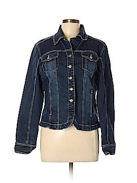 Live A Little Denim Jacket Size L