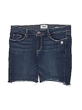 Paige Denim Shorts 32 Waist