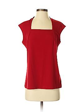Kasper Short Sleeve Blouse Size S