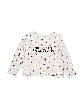 Zara Kids Long Sleeve Top Size 8