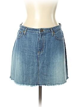 Cath Kidston Denim Skirt Size 12
