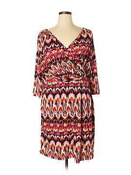 Christine Casual Dress Size 3X (Plus)