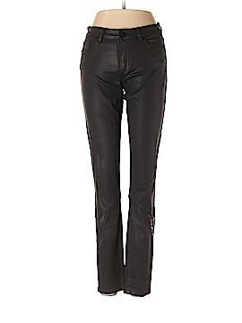 Elie Tahari Faux Leather Pants 27 Waist