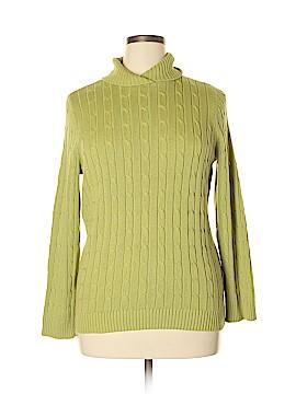 Liz & Co Pullover Sweater Size 1X (Plus)