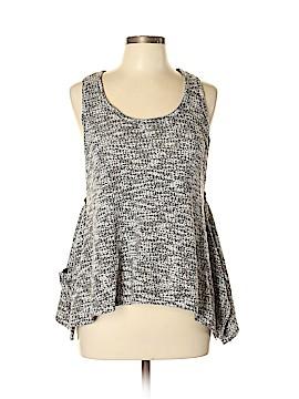 Love on a Hanger Sleeveless Top Size XL