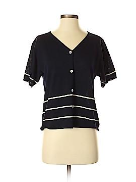 Halston Silk Cardigan Size S