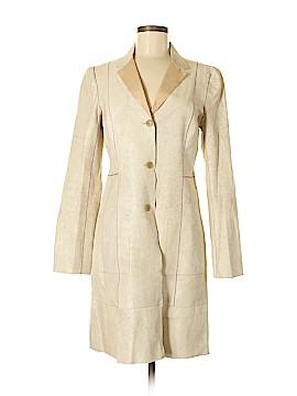 Rozae Nichols Leather Jacket Size M