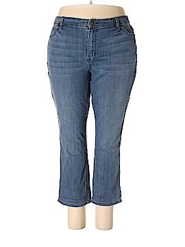 Simply Vera Vera Wang Jeans Size 20 (Plus)