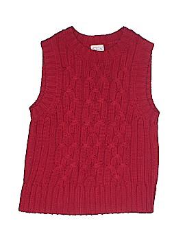 Talbots Kids Sweater Vest Size 7