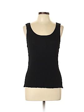 Valerie Stevens Sleeveless Silk Top Size XL