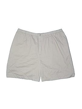 Lands' End Khaki Shorts Size 20 (Plus)