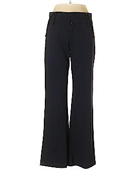 Pink Tartan Wool Pants Size 4