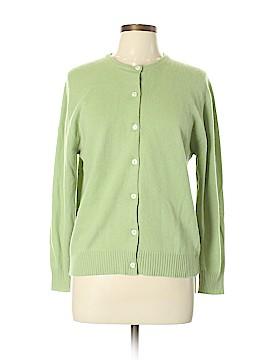 Brora Cashmere Cardigan Size 12